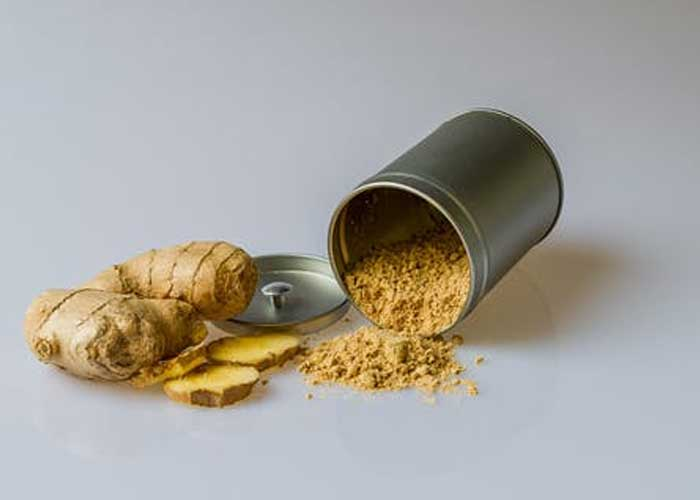Ginger for Body Pain