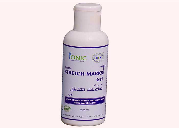 Ionic MSM Stretch Marks Gel, 100ml