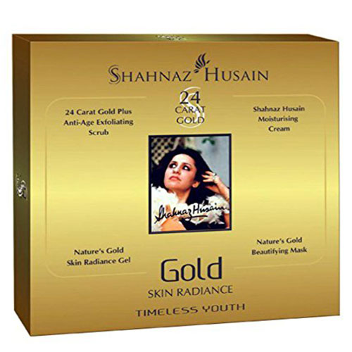 Shahnaz Husain Facial Kit for Glowing Skin
