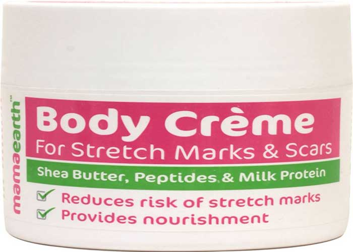 Mamaearth Body Crème for Stretch Marks & Scars, 100ml