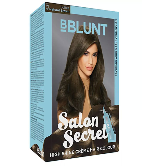 BBLUNT Salon Secret - Ammonia Free Hair Color