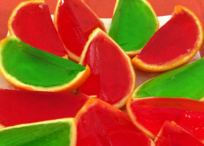 Jelly Oranges for Kids Party