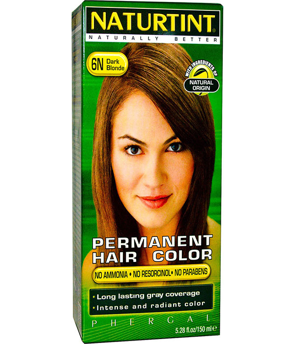 Naturtint Permanent Hair Color - Amonia Free Hair Dye