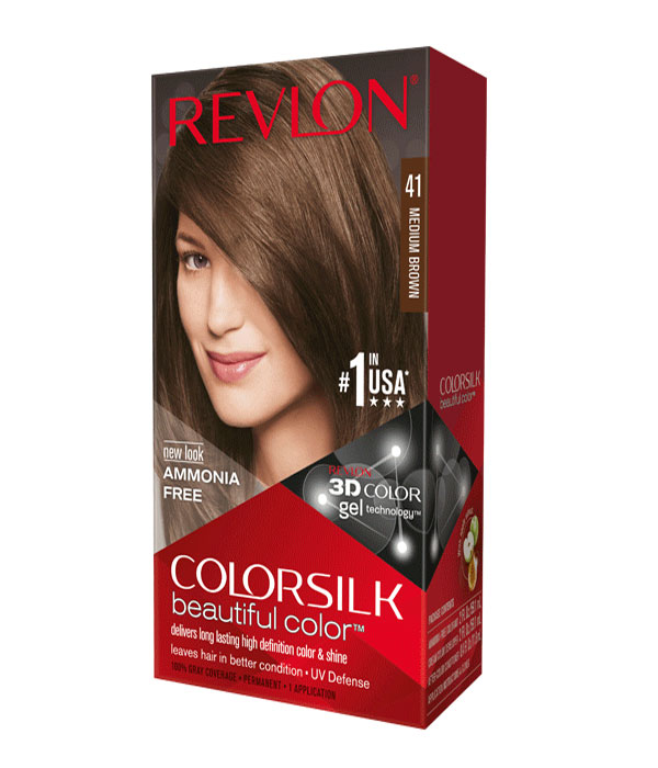 Revol Color Silk - Amonia Free Hair Color