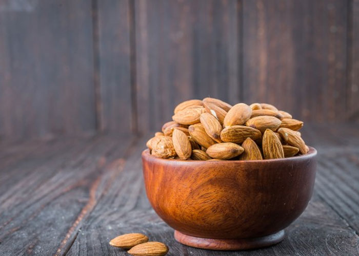 Almonds for Muscle Weakness