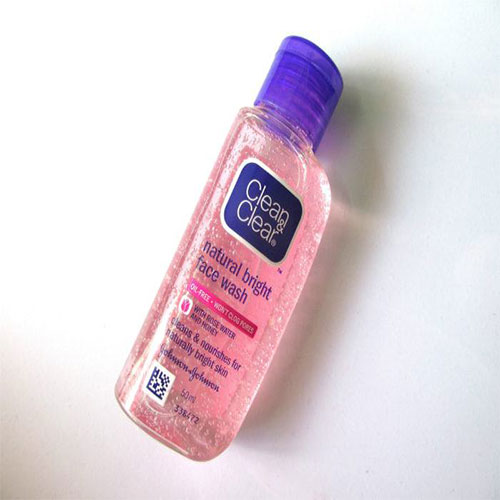 Clean & Clear Foaming Face Wash for All Skin Types
