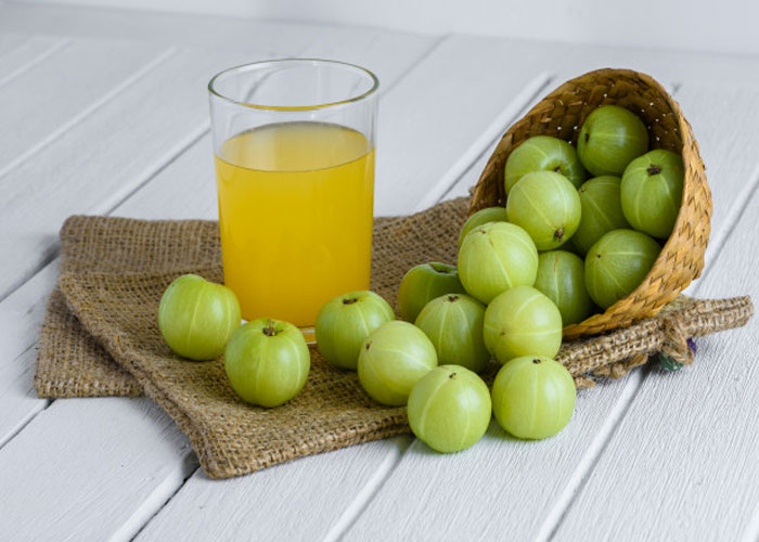 Indian Gooseberries or Amla for Muscle Weakness