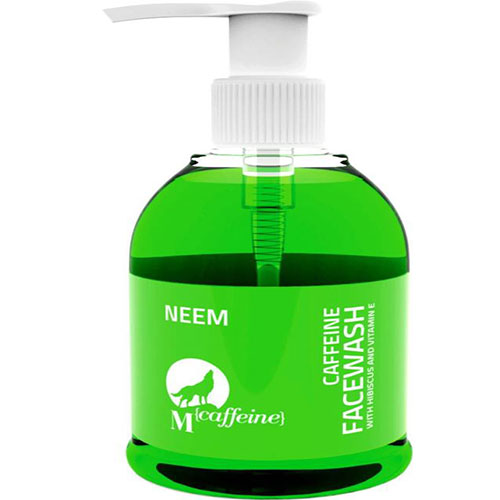 MCaffeine Neem Face Wash for All Skin Types