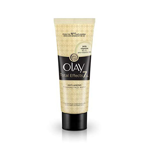 Olay Total Effects Anti-Ageing Foaming Face Wash for All Skin Types