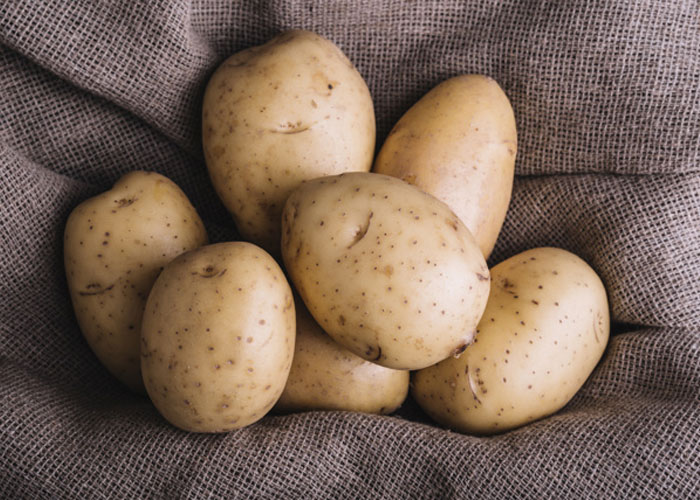 Potatoes for Muscle Weakness