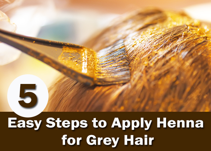 5-Easy-Steps-to-Apply-Henna-for-Grey-Hair