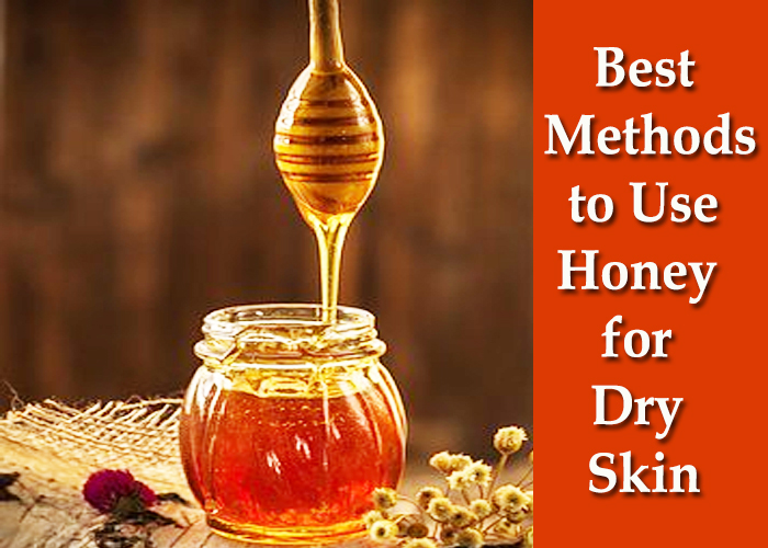 Best-Methods-to-Use-Honey-for-Dry-Skin