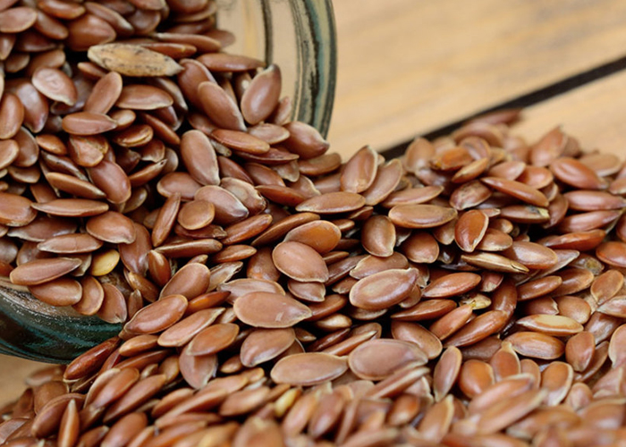 Flaxseeds-to-Reduce-Cholesterol-Level