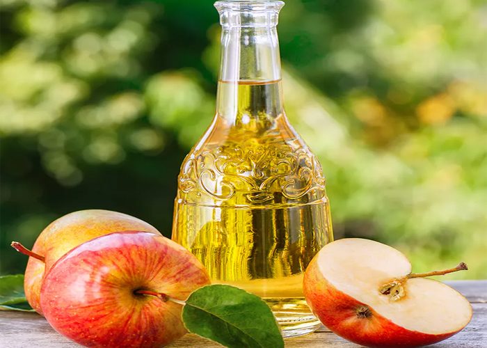Apple Cider Vinegar to Treat the Blind Pimples