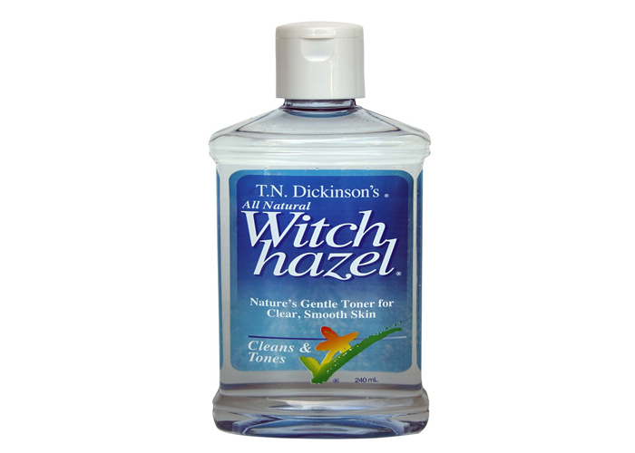 Witch Hazel to Treat the Blind Pimples