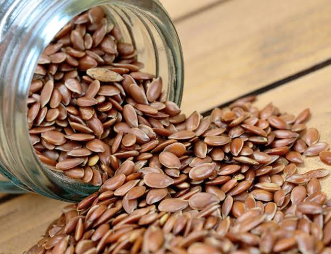 Flaxseeds-to-Treat-Skin-Cancer