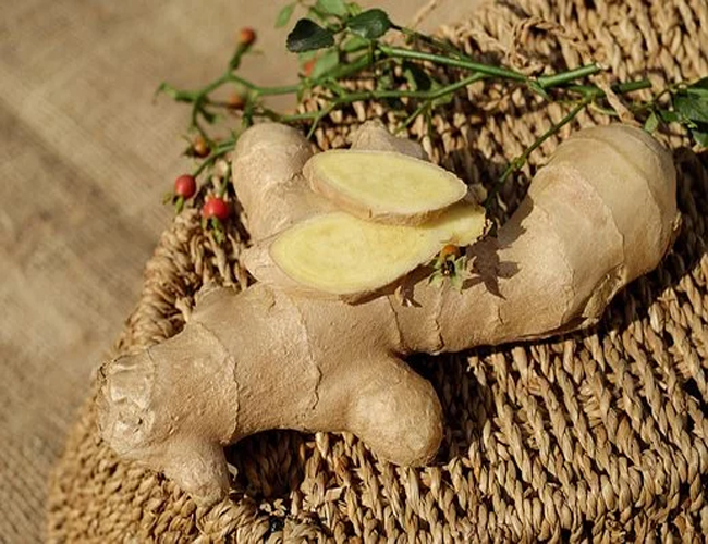 Ginger for Foot Pain