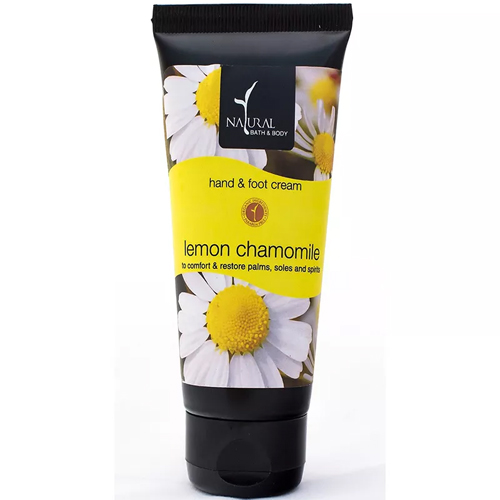 Natural Bath & Body Lemon Chamomile Hand & Foot Cream