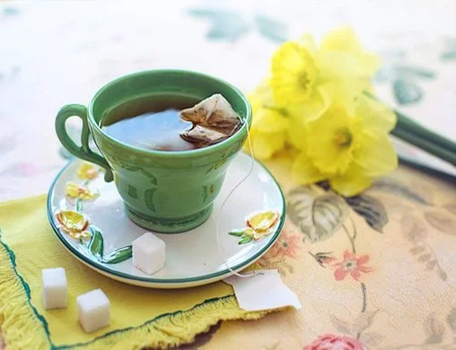 Green-Tea-for-Healthy-Liver