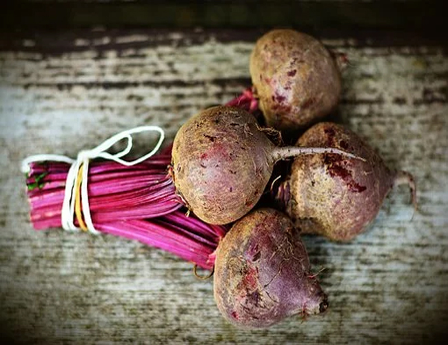 Beetroots for Hair Growth